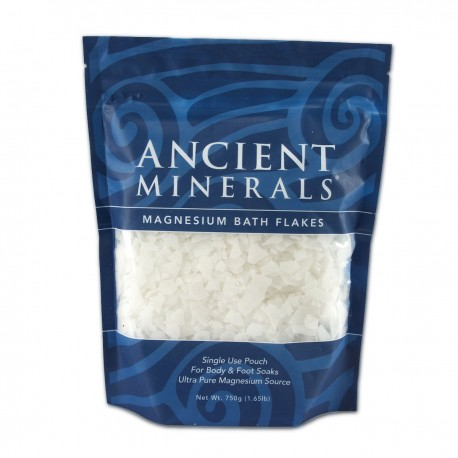 ANCIENT MINERALS MAGNESIUM BATH FLAKES 750G