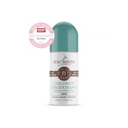 ECOTAN COCONUT  DEODORANT 60ML