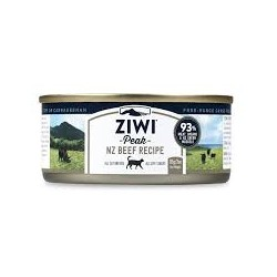 ZIWI PEAK CAT FOOD BEEF RECIPE 85G