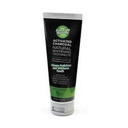 ESSENZA CHARCOAL WHITENING TOOTHPASTE PEPPERMINT 113G
