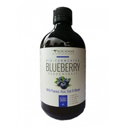 ROCHWAY BIO-FERMENTED BLUEBERRY CONCENTRATE 500ML