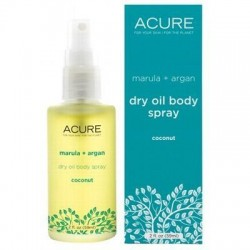 ACURE MARULA & ARGAN DRY OIL BODY SPRAY 59ML