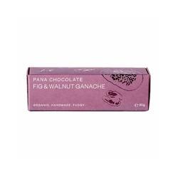 PANA CHOCOLATE FIG & WALNUT GANACHE 80G