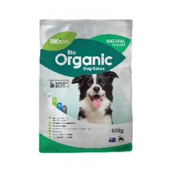 BIOPET VEGAN DOG BONES 500G