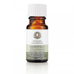 OIL GARDEN AROMATHERAPY GRAPEFRUIT OIL 12ML