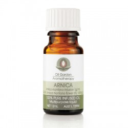 OIL GARDEN AROMATHERAPY ARNICA OIL 12ML