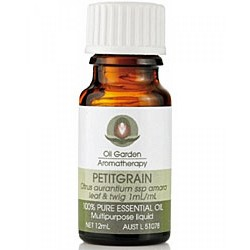 OIL GARDEN AROMATHERAPY PETITGRAIN OIL 12ML