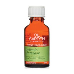 OIL GARDEN REFRESH RENEW BLEND 25ML