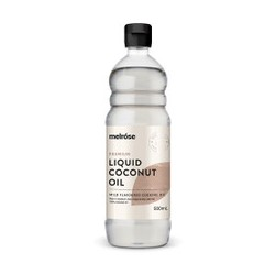 MELROSE PREMIUM LIQUID COCONUT OIL 500ML