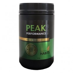 CHANGING HABITS PEAK PERFORMANCE BLEND 360G