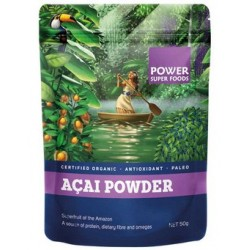 POWER SUPER FOODS ACAI POWDER 50G