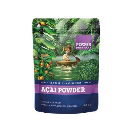 POWER SUPER FOODS ACAI POWDER 50G