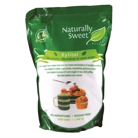 NATURALLY SWEET XYLITOL 2.5KG