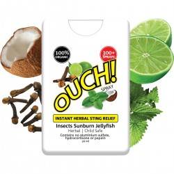OUCH INSTANT HERBAL STING RELIEF SPRAY 20ML