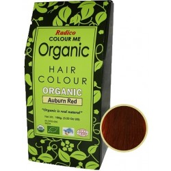 RADICO ORGANIC HAIR COLOUR AUBURN RED