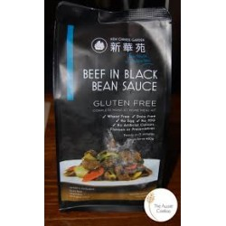 NEW CHINESE GARDEN BEEF IN BLACK BEAN SAUCE 570G