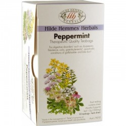 HILDE HEMMES HERBALS PEPPERMINT 50G