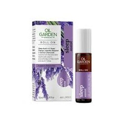 OIL GARDEN ROLL ON SLEEP ASSIST 10ML