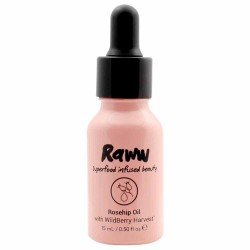RAWW ROSEHIP OIL WITH WILDBERRY HARVEST 15ML