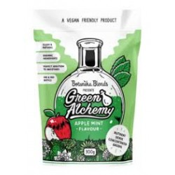 BOTANIKA BLENDS GREEN ALCHEMY APPLE MINT FLAVOUR 300G
