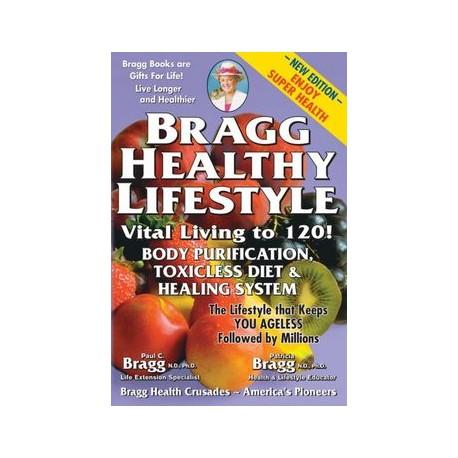 BOOK BRAGG HEALTHY LIFESTYLE