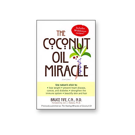 BOOK THE COCONUT OIL MIRACLE