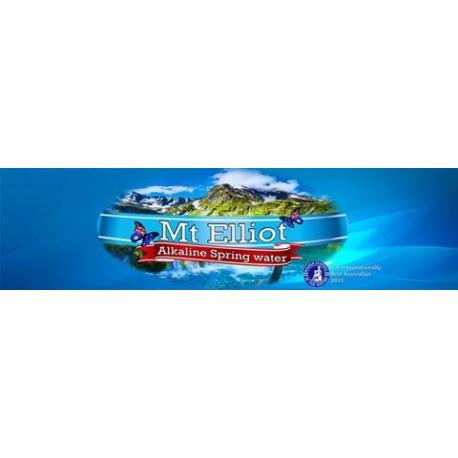 MT ELLIOT ALKALINE SPRING WATER 600ML