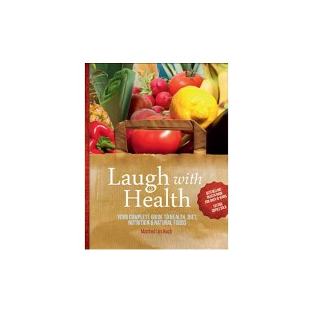 BOOK LAUGH WITH HEALTH