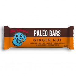 BLUE DINOSAUR GINGER NUT PALEO BAR 45G