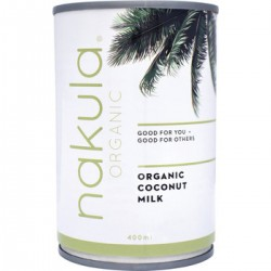 NAKULA COCONUT MILK 400G