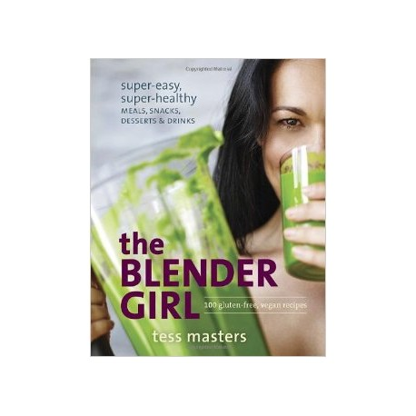 BOOK BLENDER GIRL